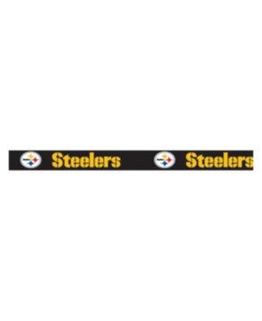 Hunter Pittsburgh Steelers Dog Collar Large