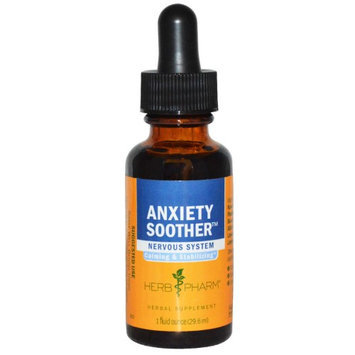 Herb Pharm Anxiety Soother 1 fl oz