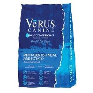 Verus Advanced Opticoat Fish Dry Dog Food Size: 30-lb bag