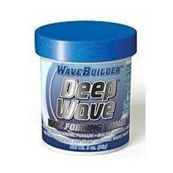 Wave Build Wavebuilder Deep Wave Forming Pomade, 3 Ounce
