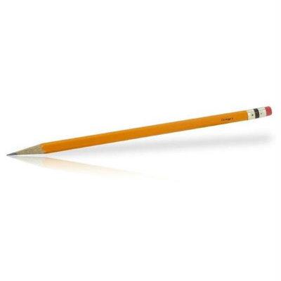 Integra Pencils Sparco No. 2 Lead Pencil, Yellow