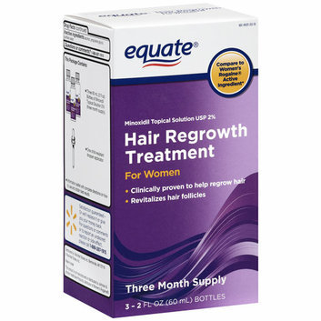 Equate Hair Regrowth Topical Solution for Women