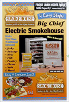Big Chief Top-Load Electric Smoker