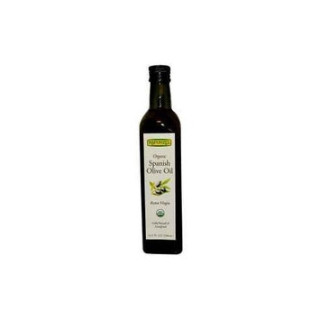 Rapunzel Organic Spanish Olive Oil Extra Virgin 16.9 fl oz (500 ml)