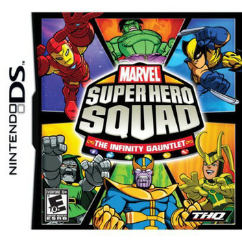 THQ Marvel Super Hero Squad: The Infinity Gauntlet (Nintendo DS)