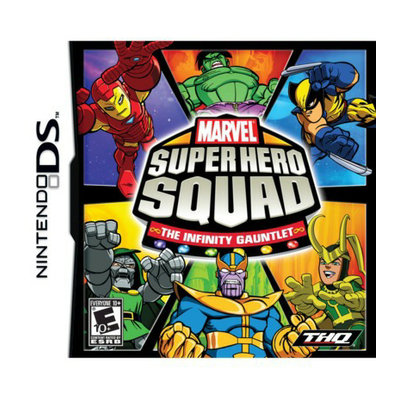 THQ Marvel Super Hero Squad: The Infinity Gauntlet (Nintendo DS)