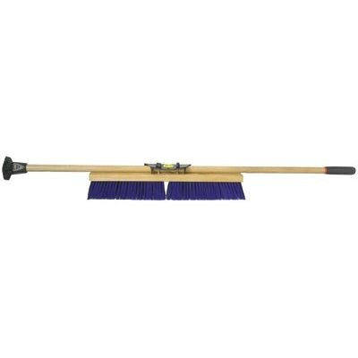 Weiler 804-44601 24 in. Pro-Flex Palmyra Sweep With 60 in. Wood Handle