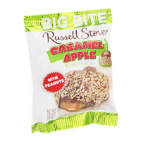 Russell Stover Caramel Apple with Peanuts