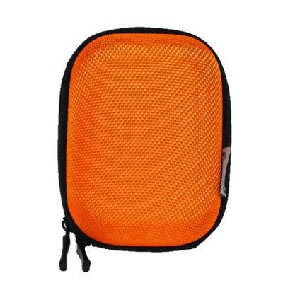 Impecca DCS45O Compact Hard Camera Case Orange