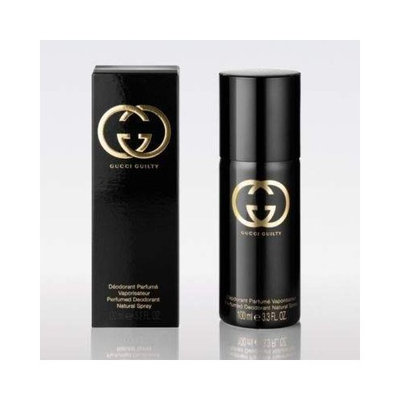 Gucci Guilty By Gucci for Women 3.3 Oz Perfumed Deodorant Spray