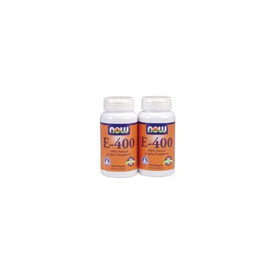 Now Foods E-400 Twins, Soft-gels, 200-Count