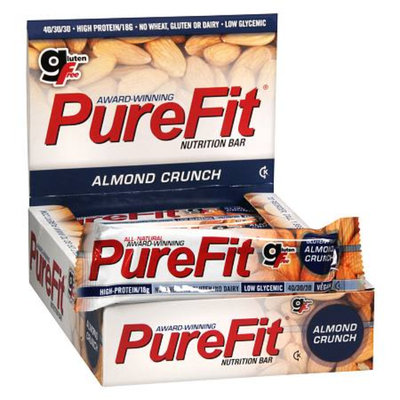 PureFit Protein Bars Almond,15 Pack