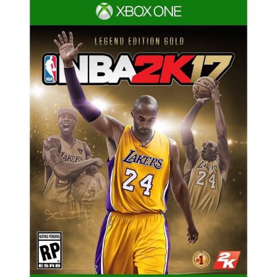Take Two Interactive Sw Nba 2k17 Legend Edition Gold - Xbox One