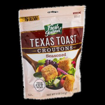 Fresh Gourmet Texas Toast Croutons Seasoned