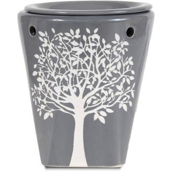 Better Homes and Gardens Better Homes and Garden Full Size Warmer, Sculpted Tree