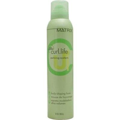 Matrix Curl Life Body Shaping Foam, 9-Ounces Bottle