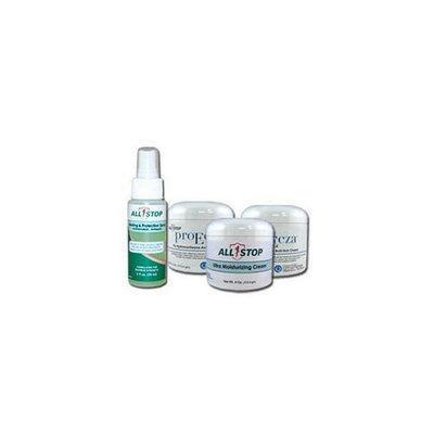 All Stop ASPK005 Eczema Combo Pack - Non-Toxic Eczema Treatment
