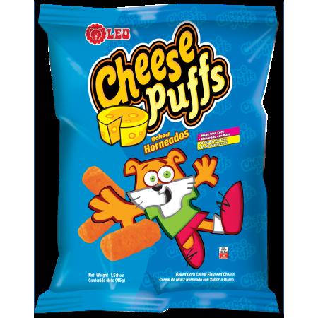 Leo Cheese Puffs 45g (1.59 Oz)