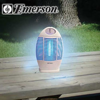 Emerson Indoor/Outdoor Cordless Rechargeable Bug Zapper