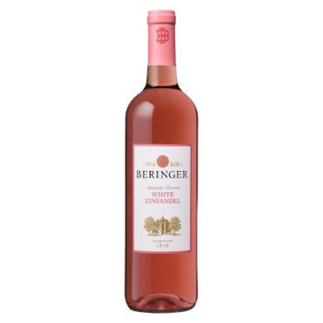 Beringer White Zinfandel Wine 750 ml