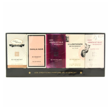 Women's Les Creations Parfums De Givenchy by Givenchy 5 Piece Mini