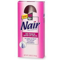 Nair No Touch Upper Lip Cream - .69 oz