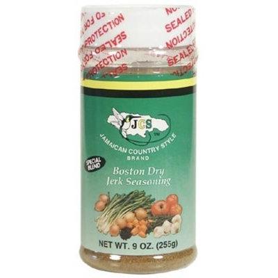 JCS Boston Dry Jerk Seasoning, 9oz