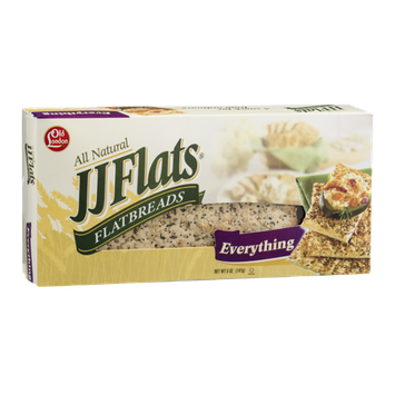 Old London JJ Flats Flatbreads Everything