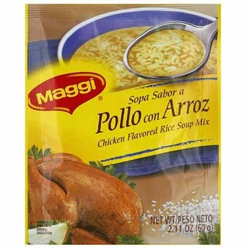 Maggi Chicken Flavored Rice Soup Mix