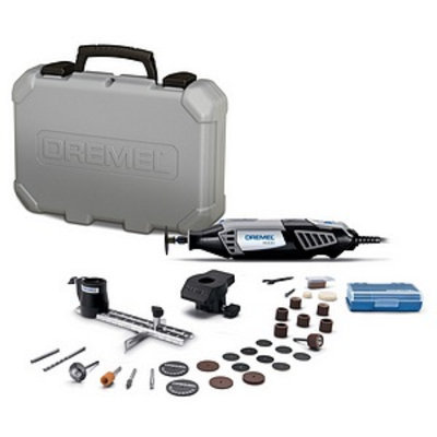 Dremel High Performance Rotary Tool Kit With 30 Accessories 4000-2/30