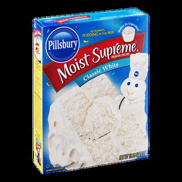 Pillsbury Moist Supreme Cake Mix Classic White