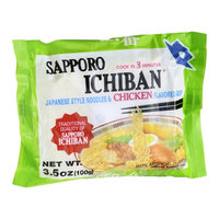 Sapporo Ichiban Japanese Style Noodles & Chicken Flavored-Soup