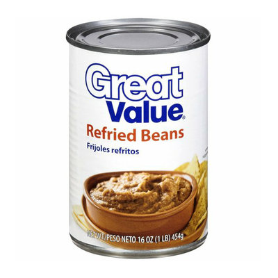 Great Value Refried Beans