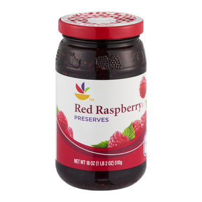 Ahold Red Raspberry Preserves