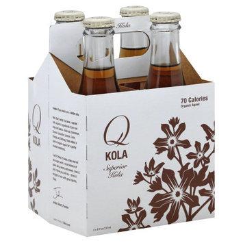 Q Tonic Soda Q Kola 4Pk (Pack of 6)
