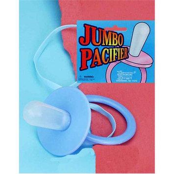 Blue Jumbo Pacifier Forum Novelties 51388, One Size