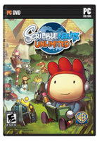 Warner Home Video Games Scribblenauts Unlimited