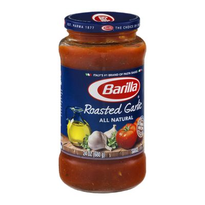 Barilla Pasta Sauce Roasted Garlic