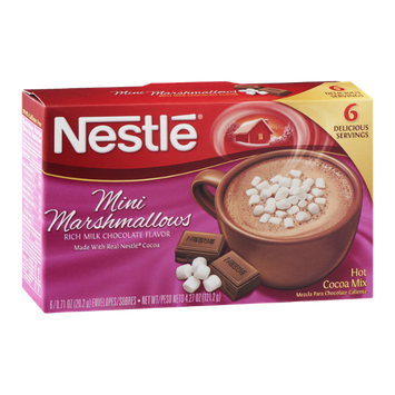 Nestlé Hot Cocoa Mix - 6 CT