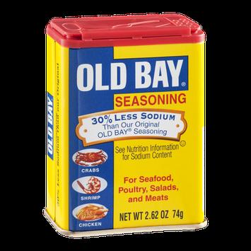 Old Bay Seasoning 30% Less Sodium
