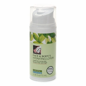 FB Face & Body's Hydrating Lotion