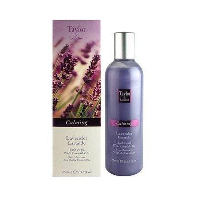 Lavender ( Lavande ) by Taylor of London 8.45 oz Bath Soak with Essential Oils