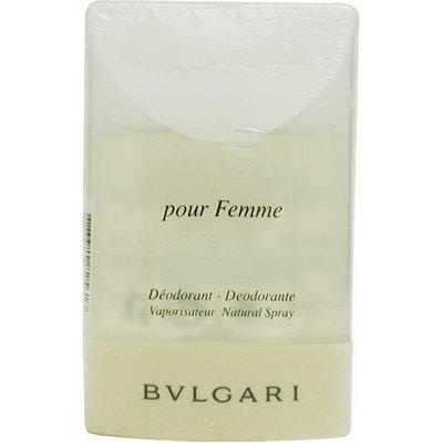 Bvlgari By Bvlgari For Women. Deodorant Spray 3.4 Ounces