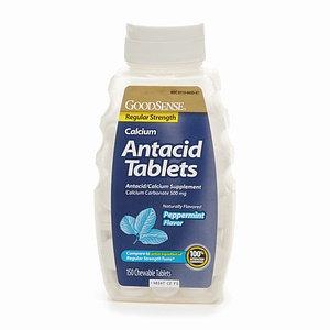 Good Sense Calcium Antacid Tablets