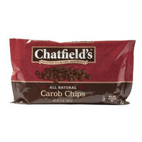 CHATFD Morsels, Carob, 12 oz (pack of 12 )