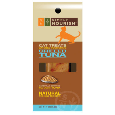 Simply NourishA Grilled Cat Treat