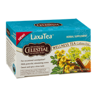 Celestial Seasonings Wellness Tea LaxaTea - 20 CT