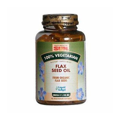 Health From the Sun Flaxseed Oil 90 Softgels