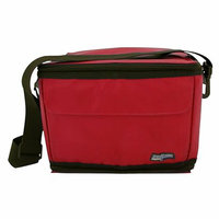 Maranda Enterprises FlexiFreeze 9 Can Beverage Cooler - Red