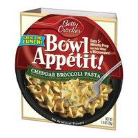 Betty Crocker Bowl Appetit Cheddar Broccoli Pasta 2.8-oz.